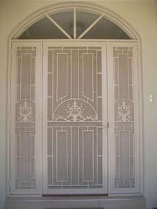 Aluminium Security Doors Melbourne