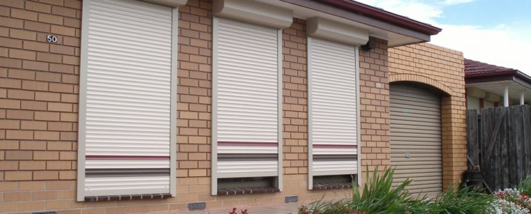 What Are the Benefits of Roller Shutters?