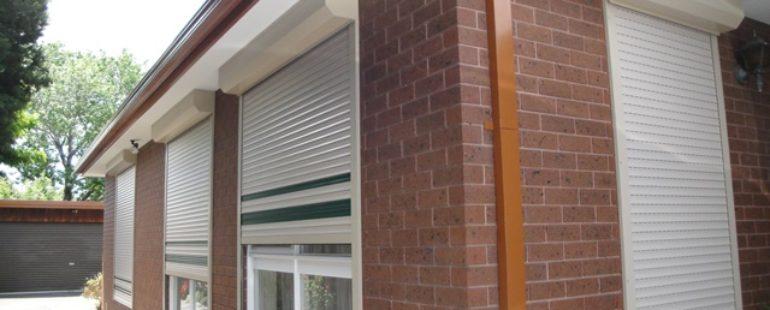How do roller shutters work?