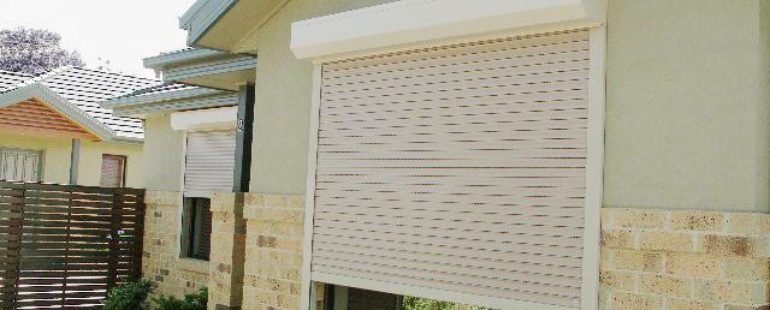 Window roller shutters and security doors repair service