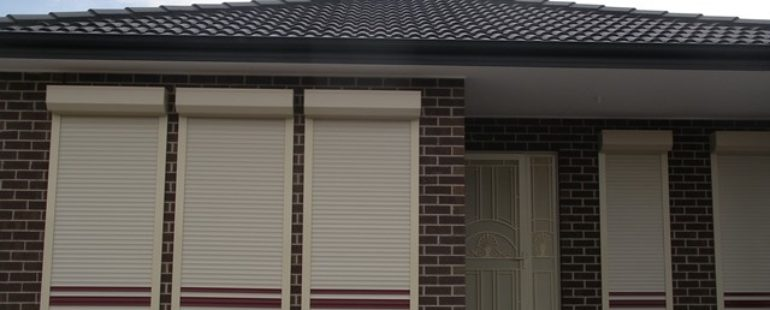 Window roller shutters and security doors services and maintenance