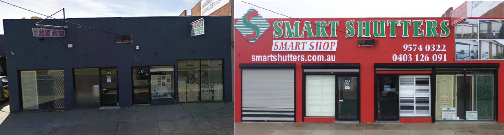 Smart Shop 2009 vs Smart Shop 2019